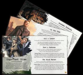 Arkham Cards