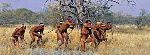 kalahari tribes