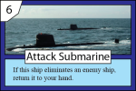 Attack Submarine