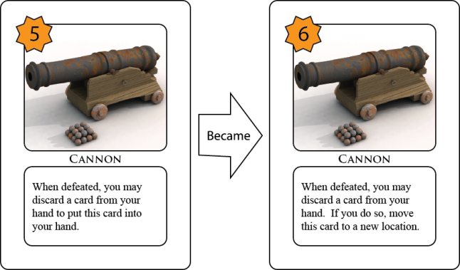 Examples of Modification - Cannon