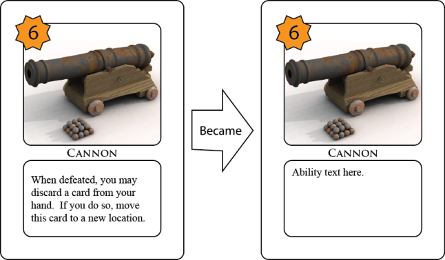Examples of Modification Set 2 - Cannon