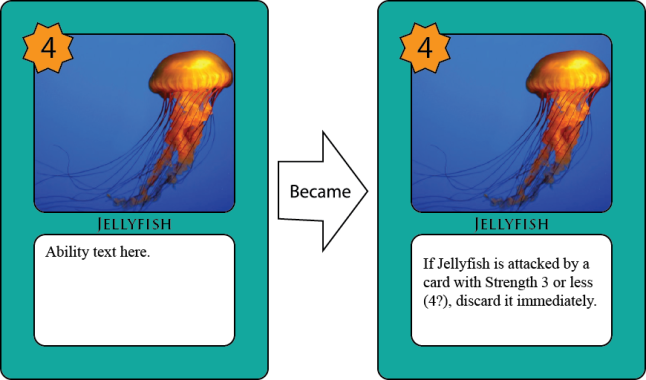 Examples of Modification Set 2 - Jellyfish