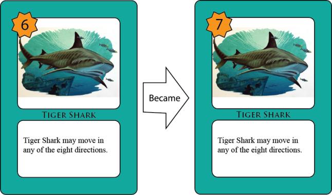 Examples of Modification Set 2 - Tiger Shark