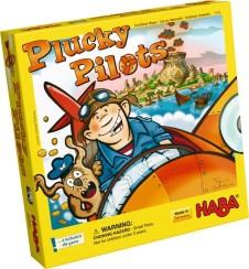 Plucky Pilots