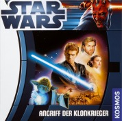 star wars angriff der klonkrieger Box art