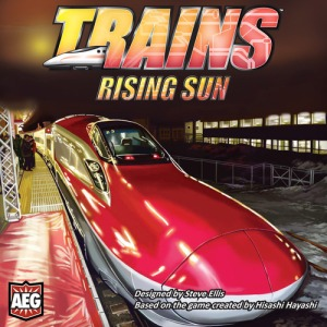 Trains-Rising Sun