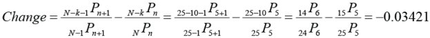 Probability Part 2 Equations 4