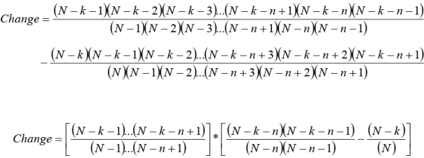 Probability Part 3 Equations 3