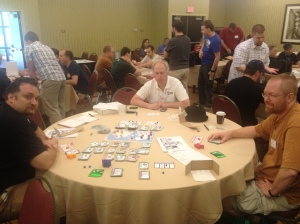 M&B at Protospiel