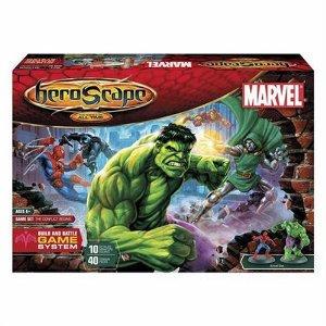 Heroscape Marvel