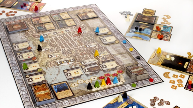 Lords of Waterdeep Set